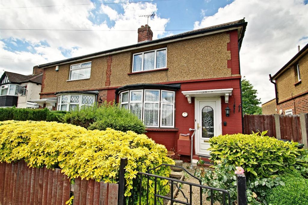 2 Bedrooms Semi Detached House for sale in Kipling Terrace, Great Cambridge Road