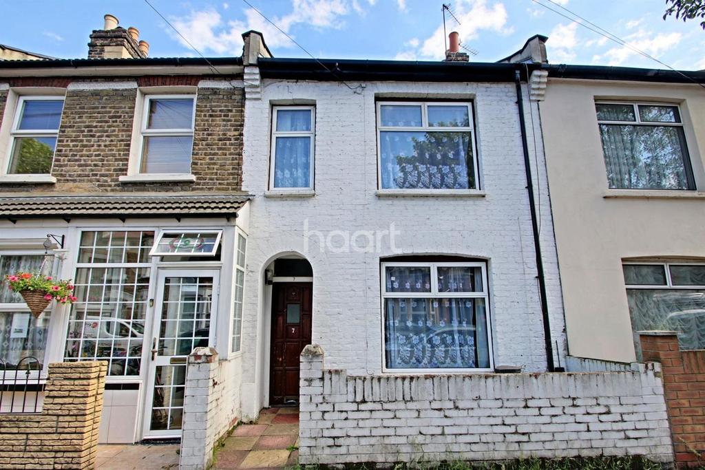 3 Bedrooms Terraced House for sale in Oakfield Road, East Ham