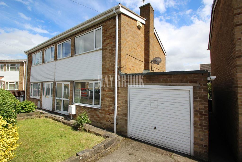 3 Bedrooms Semi Detached House for sale in The Lindales, Pogmoor