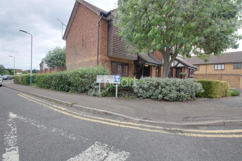 2 Bedrooms Semi Detached House for sale in Harold Wood, Romford
