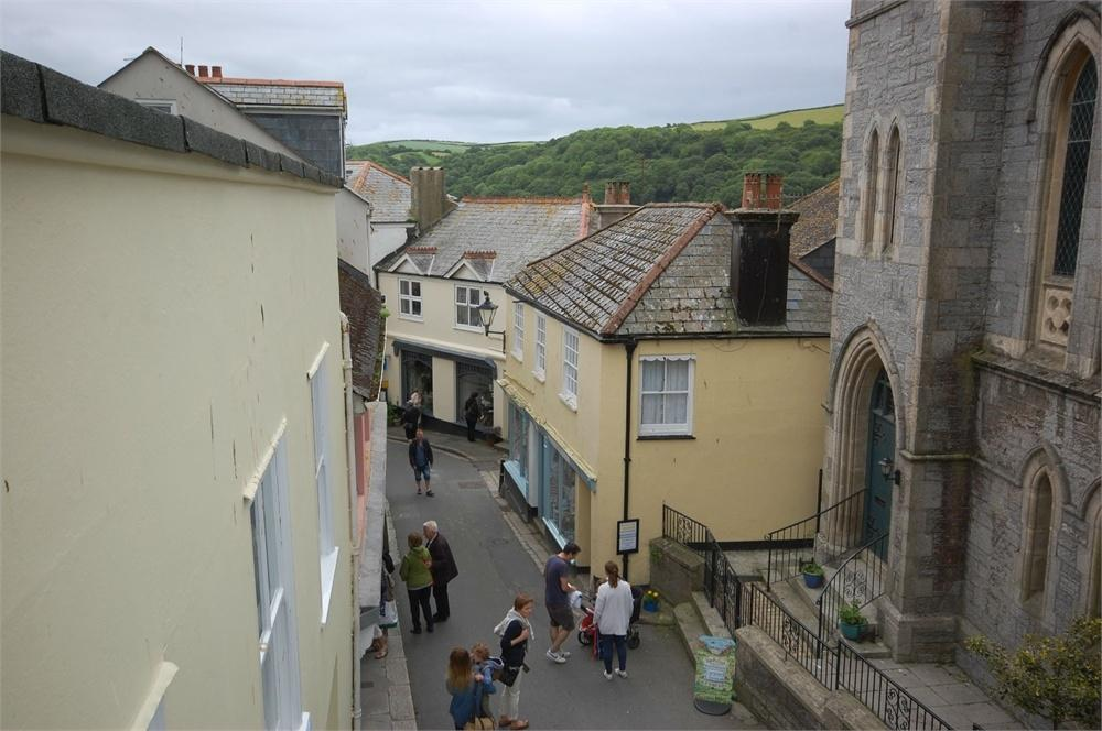 2 Bedrooms Ground Maisonette Flat for sale in Fowey, Cornwall