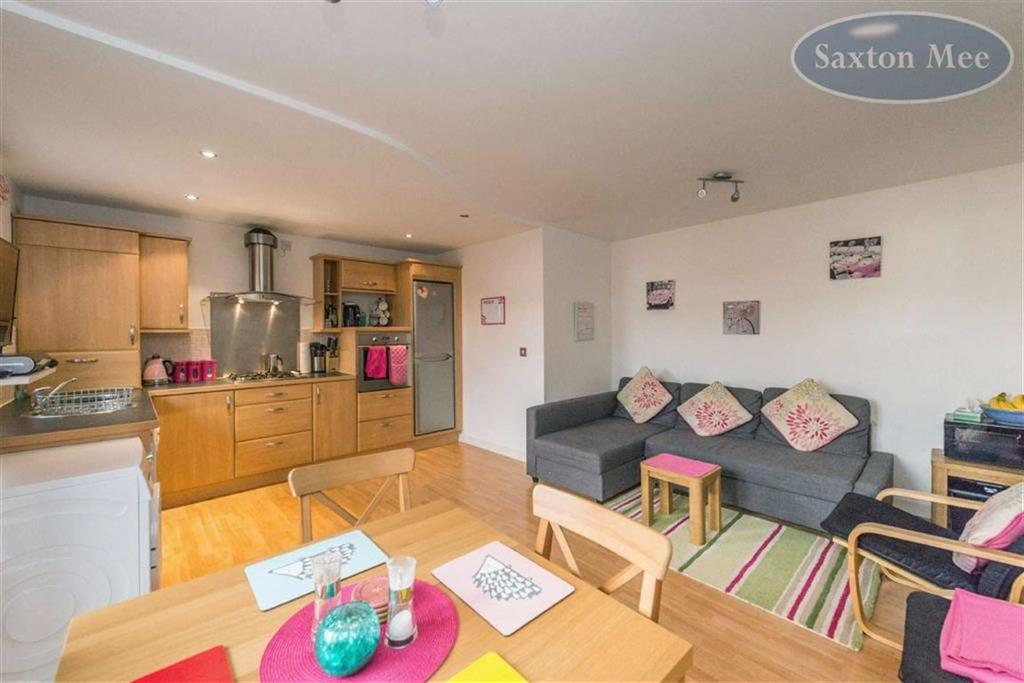 2 Bedrooms Apartment Flat for sale in 2 Leadmill Street, City Centre, Sheffield, S1