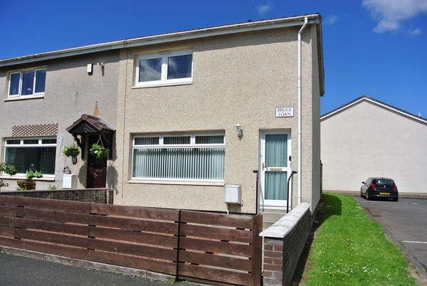 2 Bedrooms End Of Terrace House for sale in 2 Bruce Loan, Wishaw, ML2 0QH