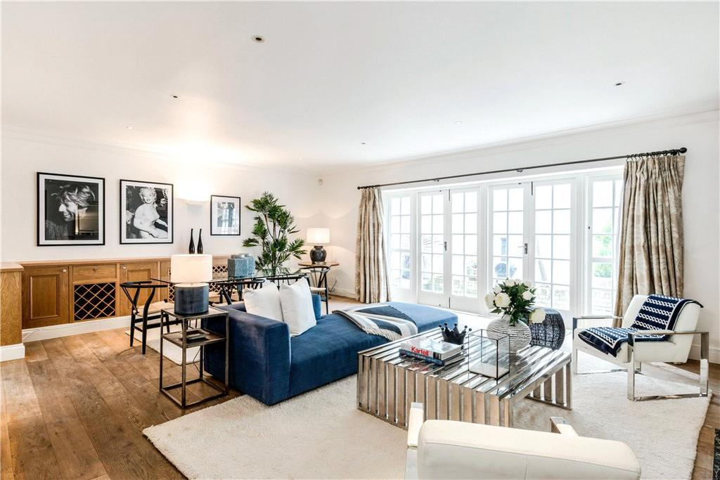 3 Bedrooms Flat for sale in Lancaster Gate, Bayswater, London, W2