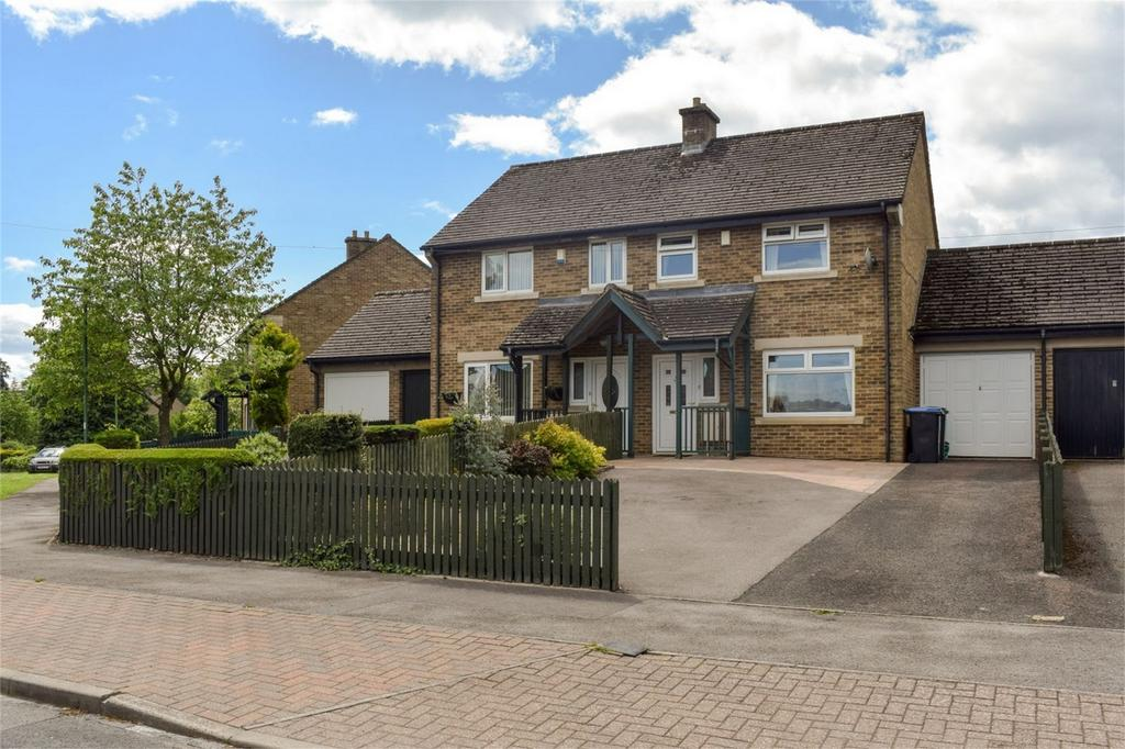 3 Bedrooms Semi Detached House for sale in 3 Stainmore Close, Startforth, Barnard Castle, Durham