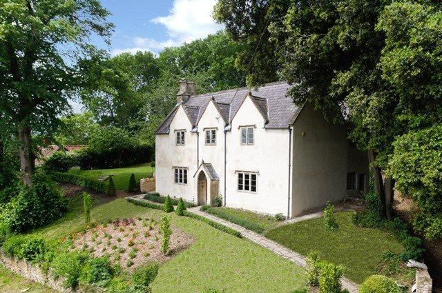 5 Bedrooms Detached House for sale in Upper Street, Dyrham, Nr Bath, SN14