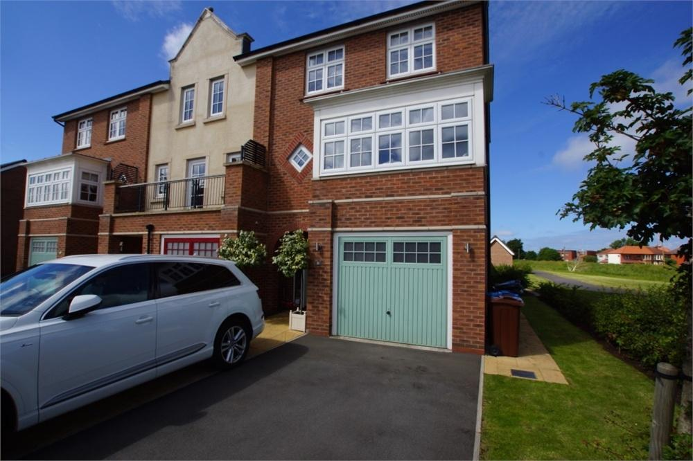 4 Bedrooms End Of Terrace House for sale in Santa Cruz Avenue, Lytham, Lancashire