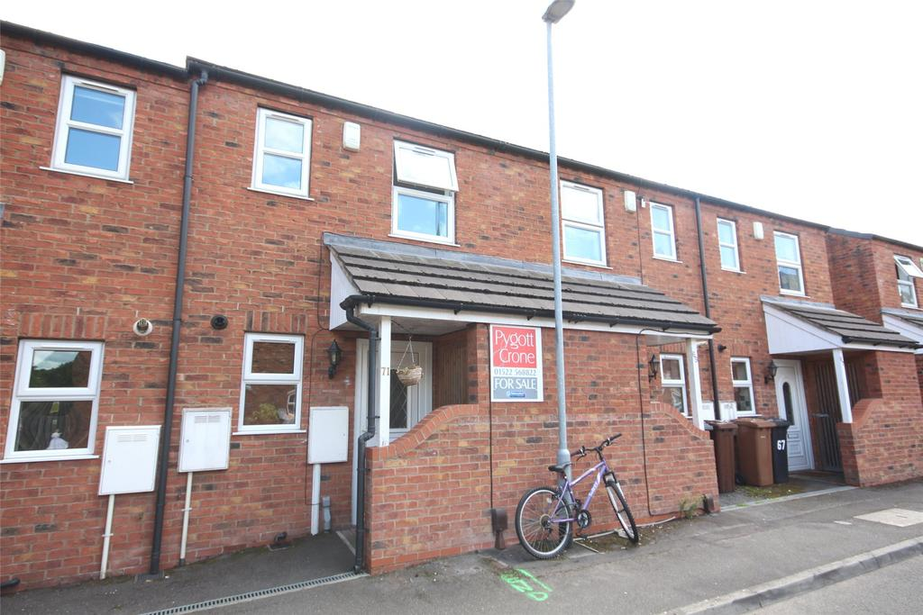 2 Bedrooms Terraced House for sale in Fairfax Street, Lincoln, LN5