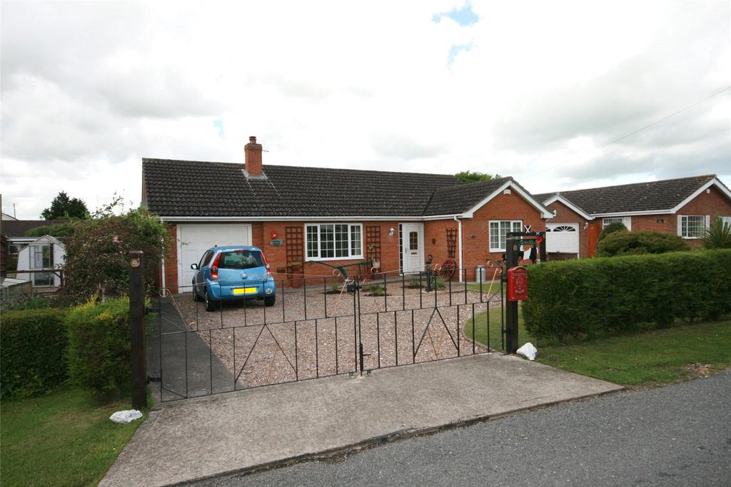 3 Bedrooms Detached Bungalow for sale in West Fen Lane, Stickney, PE22