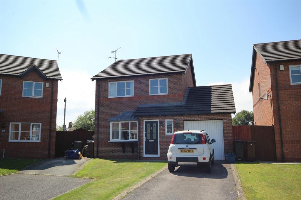 3 Bedrooms Detached House for sale in Potters Way, Buckley, Flintshire