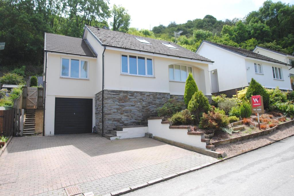 4 Bedrooms Bungalow for sale in Saltmer Close, Ilfracombe