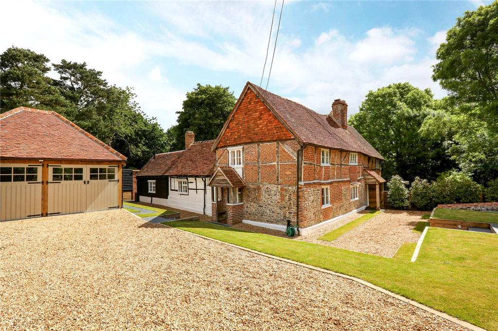 4 Bedrooms Semi Detached House for sale in Blackmore Lane, Sonning Common, Reading, RG4