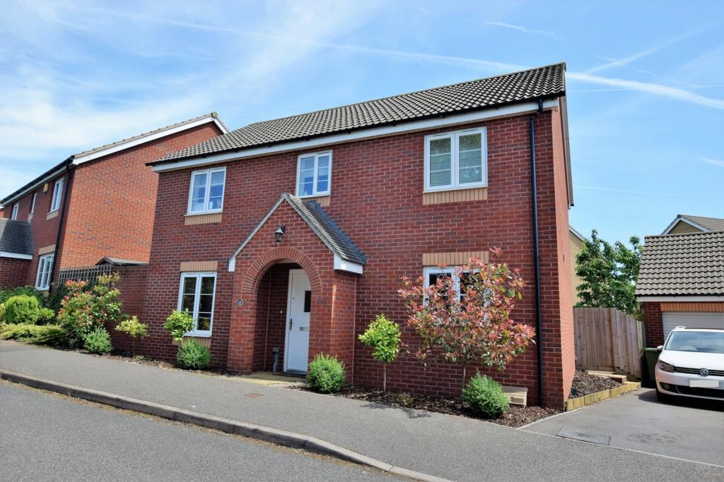 4 Bedrooms House for sale in Liberty Way, Exeter, EX2