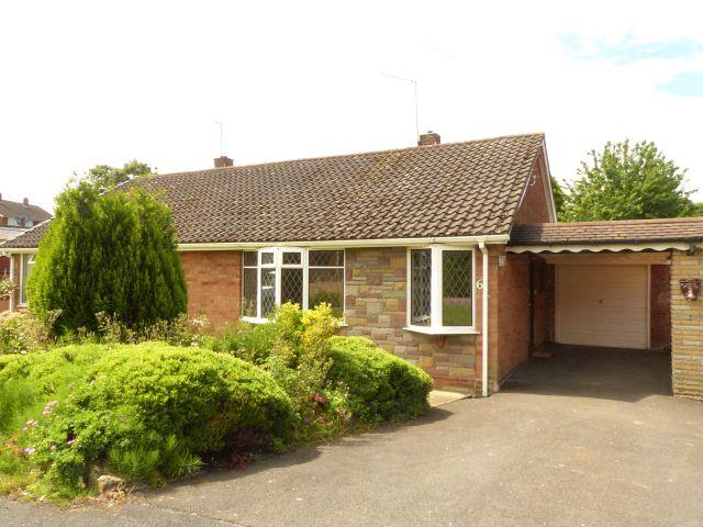 2 Bedrooms Semi Detached Bungalow for sale in The Croft,Orchard Hills,Walsall