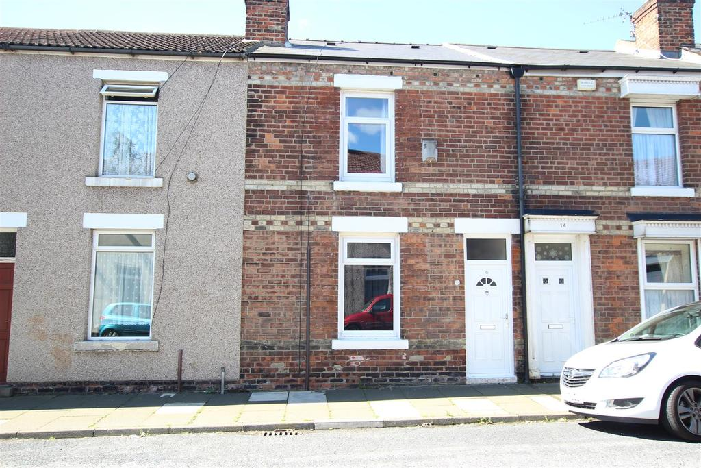 2 Bedrooms Terraced House for sale in Shildon Street, Darlington