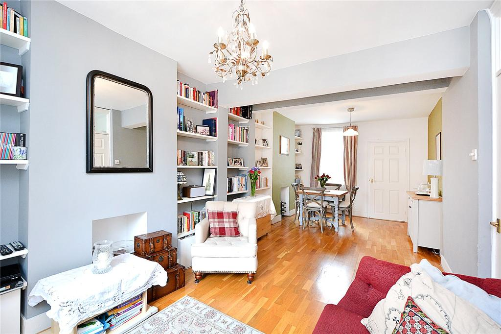 3 Bedrooms End Of Terrace House for sale in Colomb Street, London