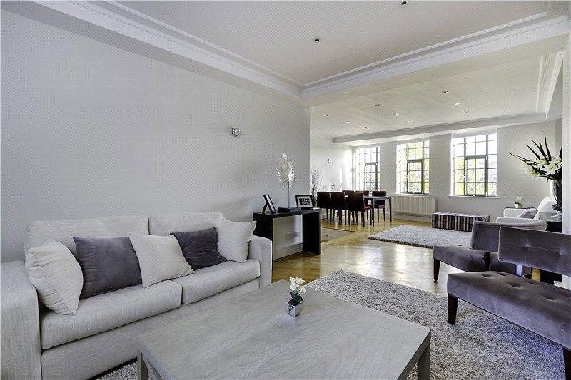 3 Bedrooms Flat for sale in Somerville Avenue, Harrods Village, Barnes, London