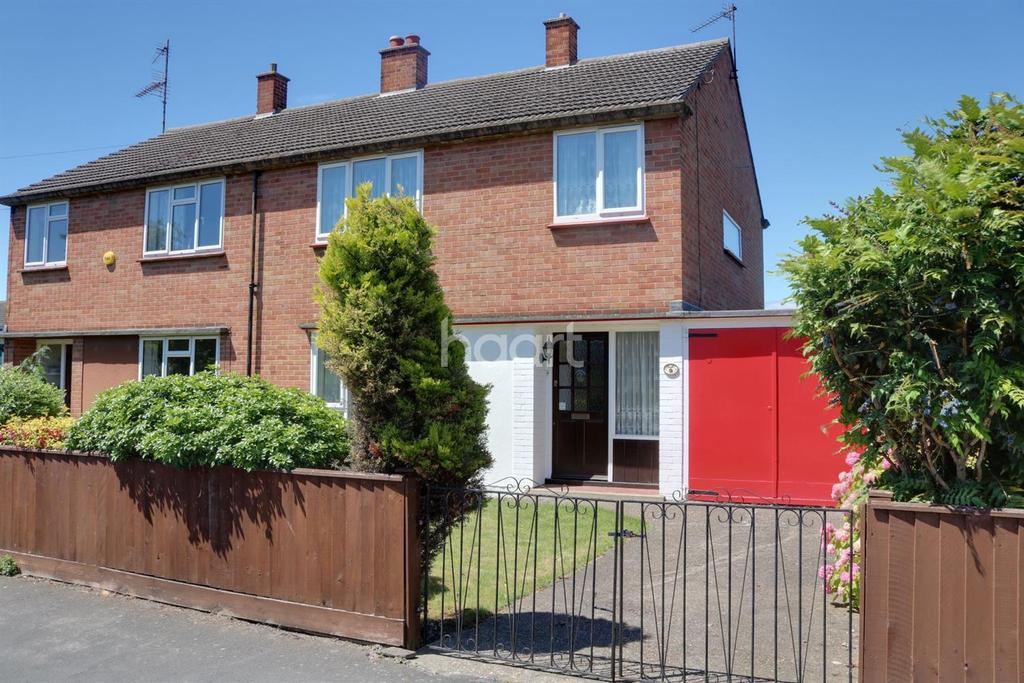 3 Bedrooms Semi Detached House for sale in Vinery Way, Cambridge