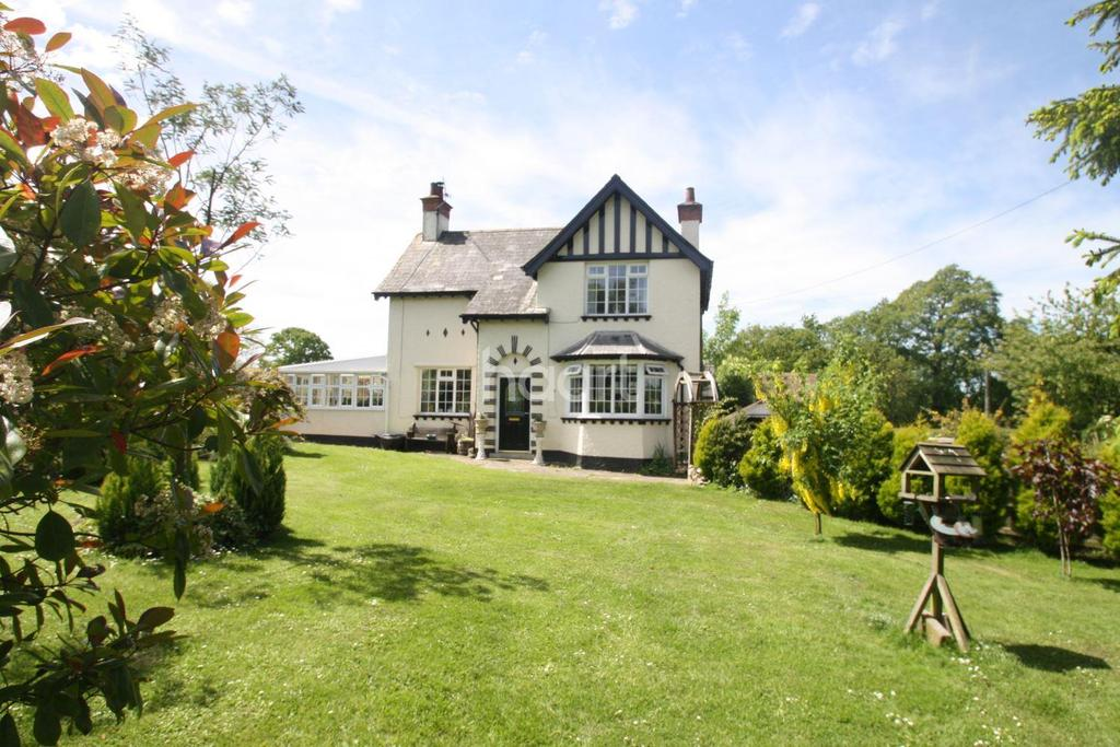 3 Bedrooms Farm House Character Property for sale in Sampford Arundel, Wellington