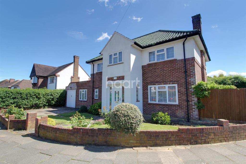 4 Bedrooms Detached House for sale in The Ridgeway, Ruislip