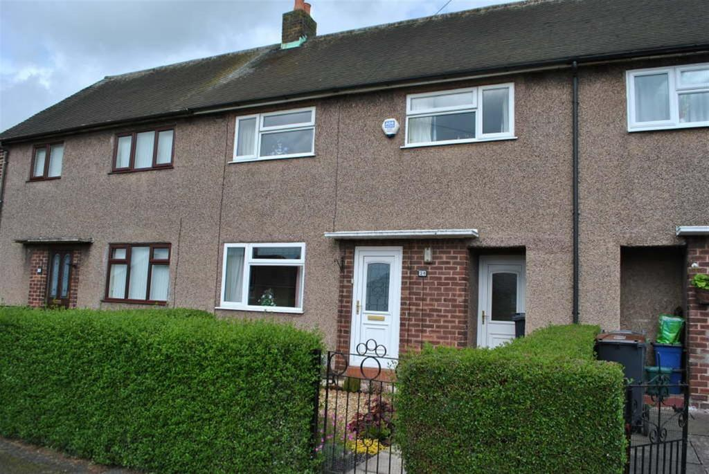 3 Bedrooms Town House for sale in Gainsborough Road, Chesterton, Newcastle, Staffs