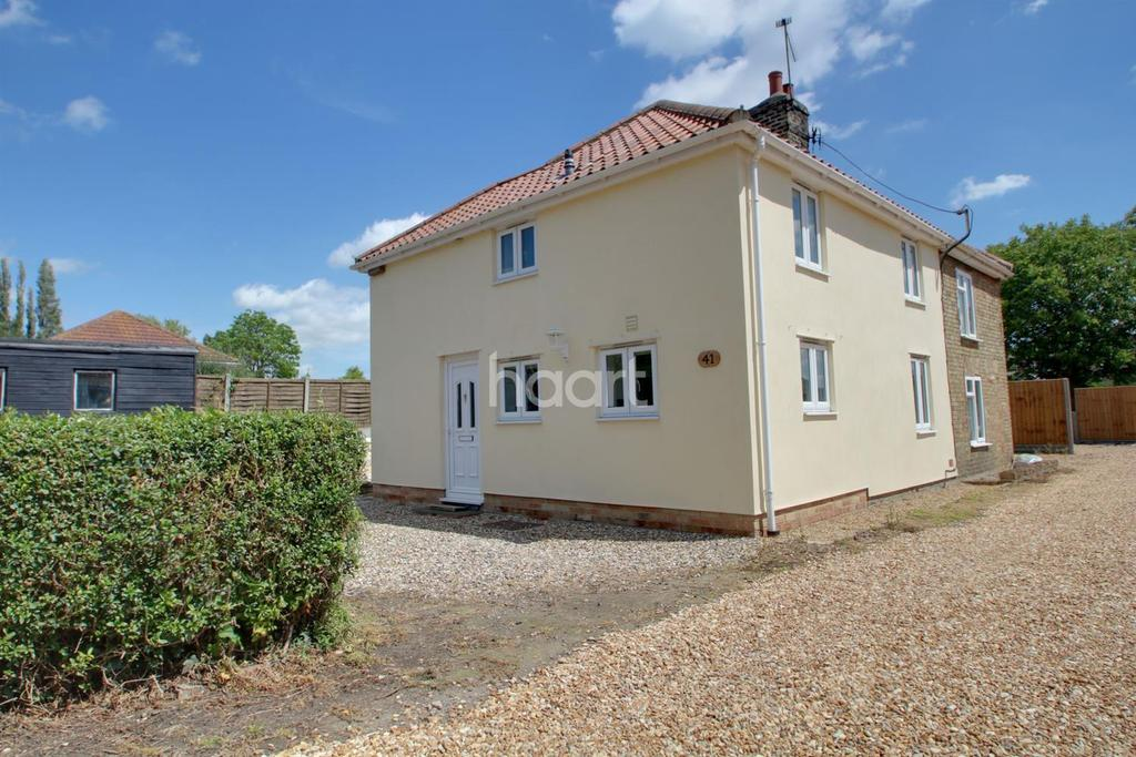 3 Bedrooms Semi Detached House for sale in Feltwell Road, Southery