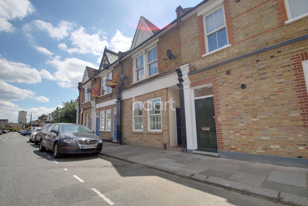 2 Bedrooms Flat for sale in Junction Road, Ealing