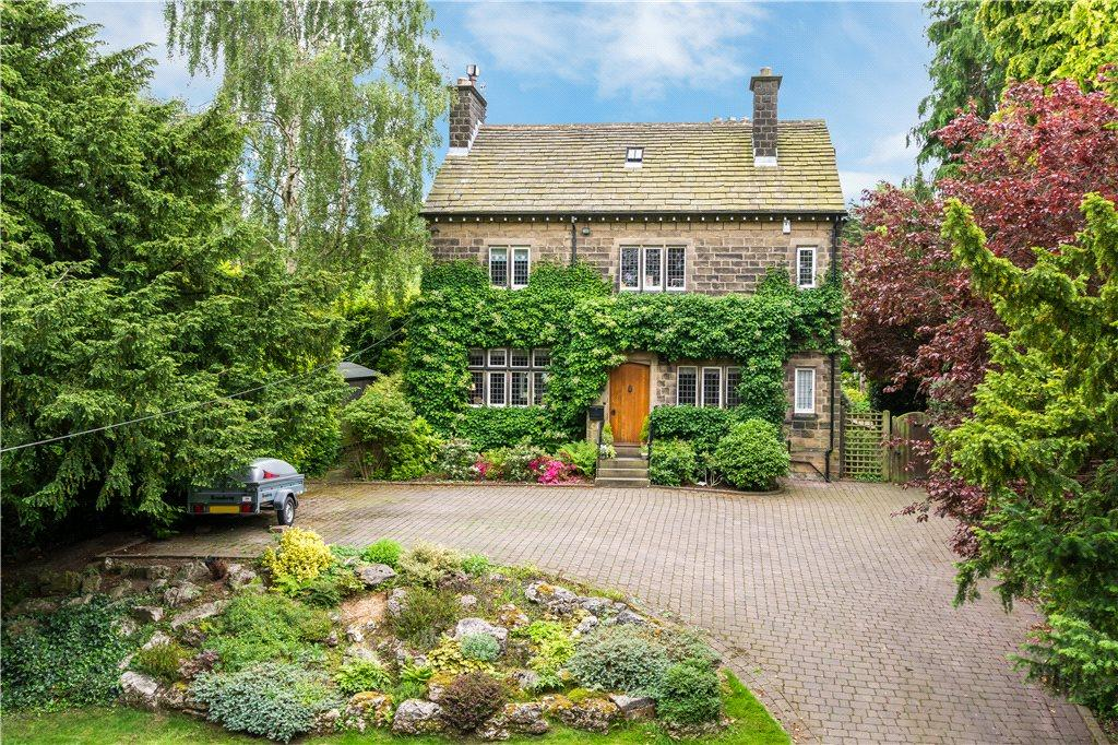 5 Bedrooms Unique Property for sale in Margerison Road, Ilkley, West Yorkshire