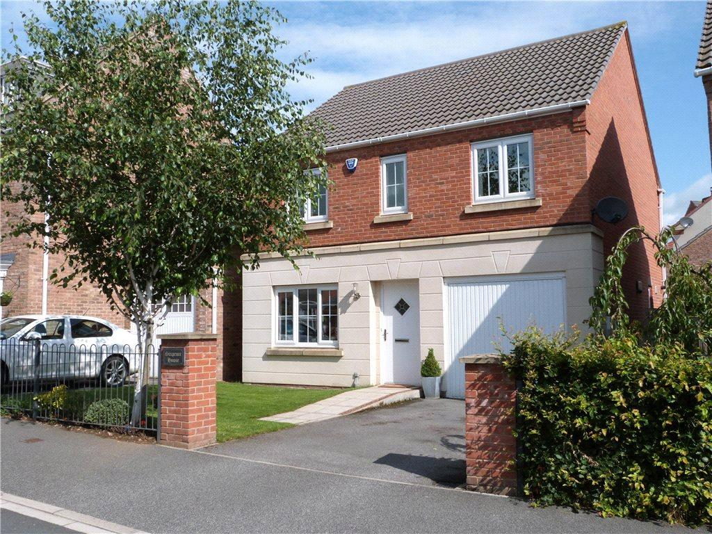 4 Bedrooms Detached House for sale in Sterling Chase, Knaresborough, North Yorkshire