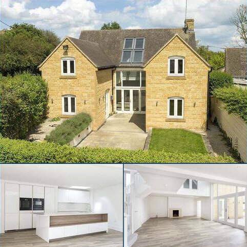 3 bedroom detached house for sale - Field Road, Kingham, Chipping Norton, Oxfordshire, OX7