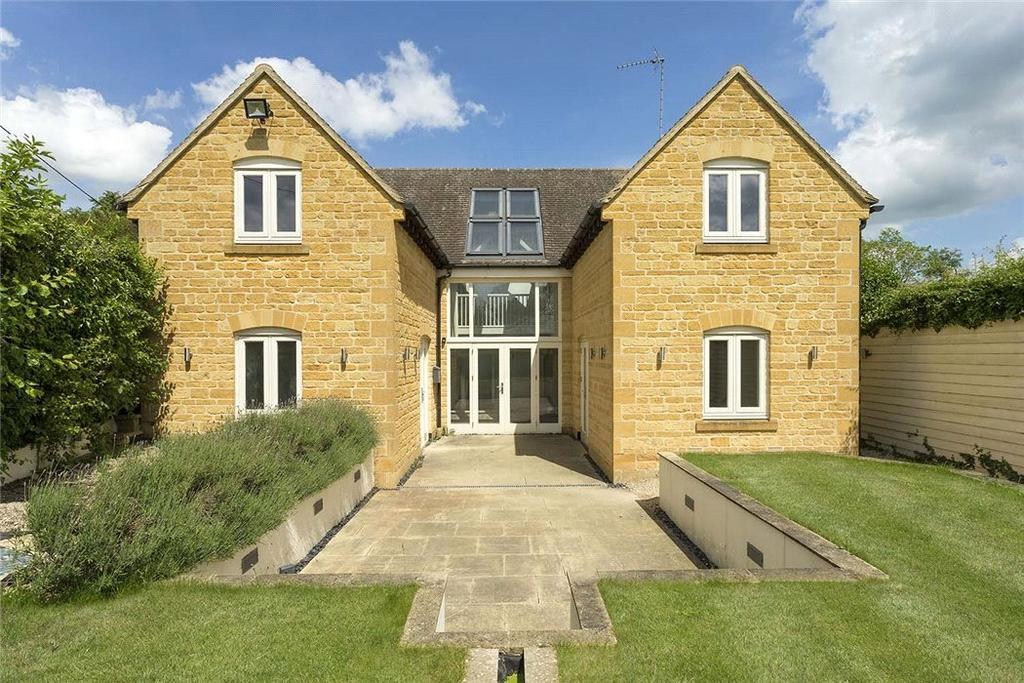 3 Bedrooms Detached House for sale in Field Road, Kingham, Chipping Norton, Oxfordshire, OX7