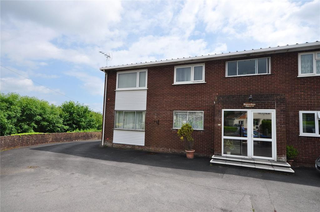 2 Bedrooms Apartment Flat for sale in Winston House, Parsonage Lane, South Molton, Devon, EX36