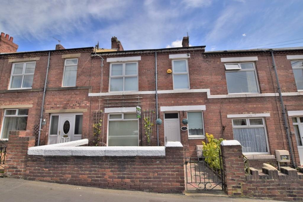 4 Bedrooms Terraced House for sale in Park Road, South Moor, Stanley