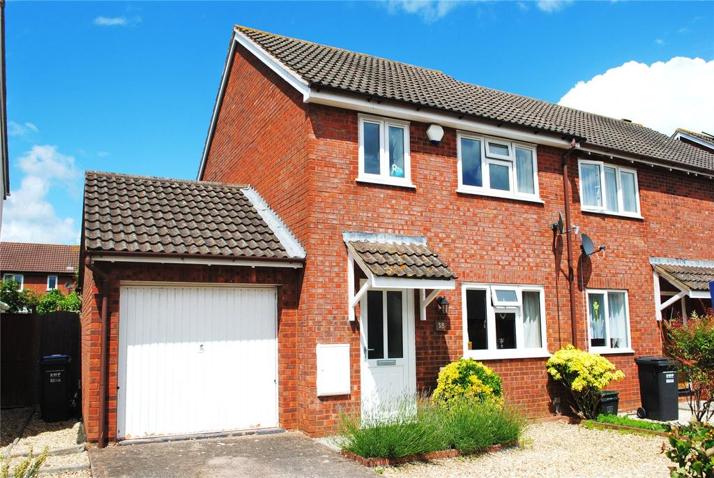3 Bedrooms House for sale in Thames Drive, Taunton, Somerset, TA1