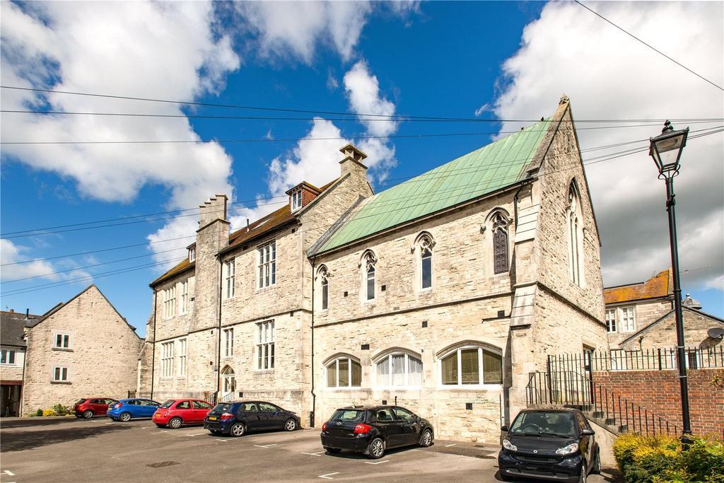 2 Bedrooms Semi Detached House for sale in Benjamin Ferrey House, Somerleigh Road, Dorchester, Dorset, DT1