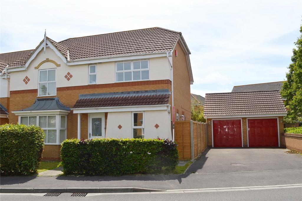 4 Bedrooms House for sale in Bathurst Close, Burnham-on-Sea, Somerset, TA8