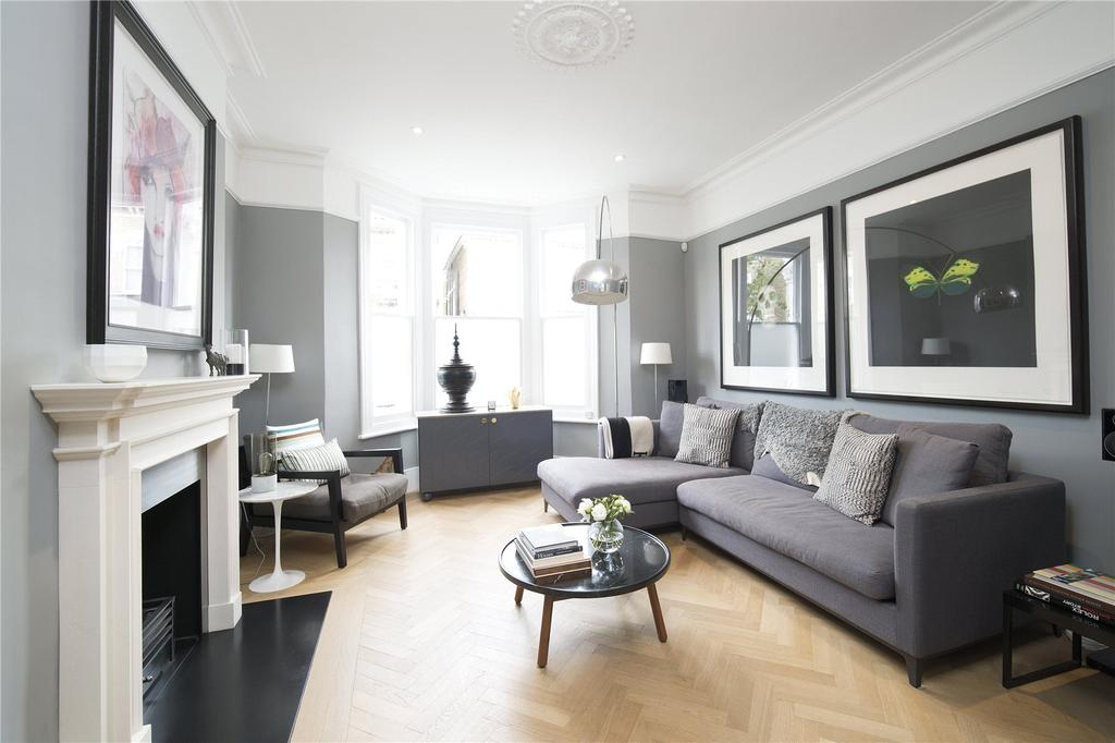 4 Bedrooms Terraced House for sale in Lilyville Road, London