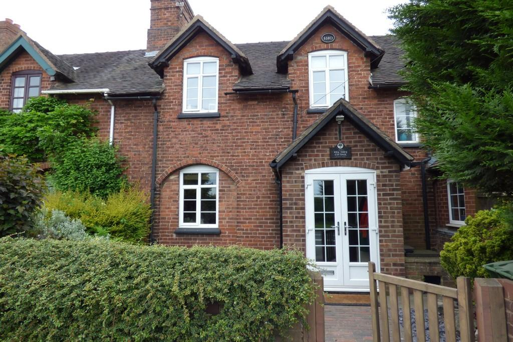 3 Bedrooms Terraced House for sale in Weston Bank, Stafford
