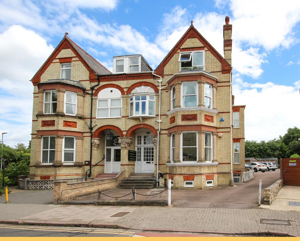1 Bedroom Flat for sale in Tenison Road, Cambridge