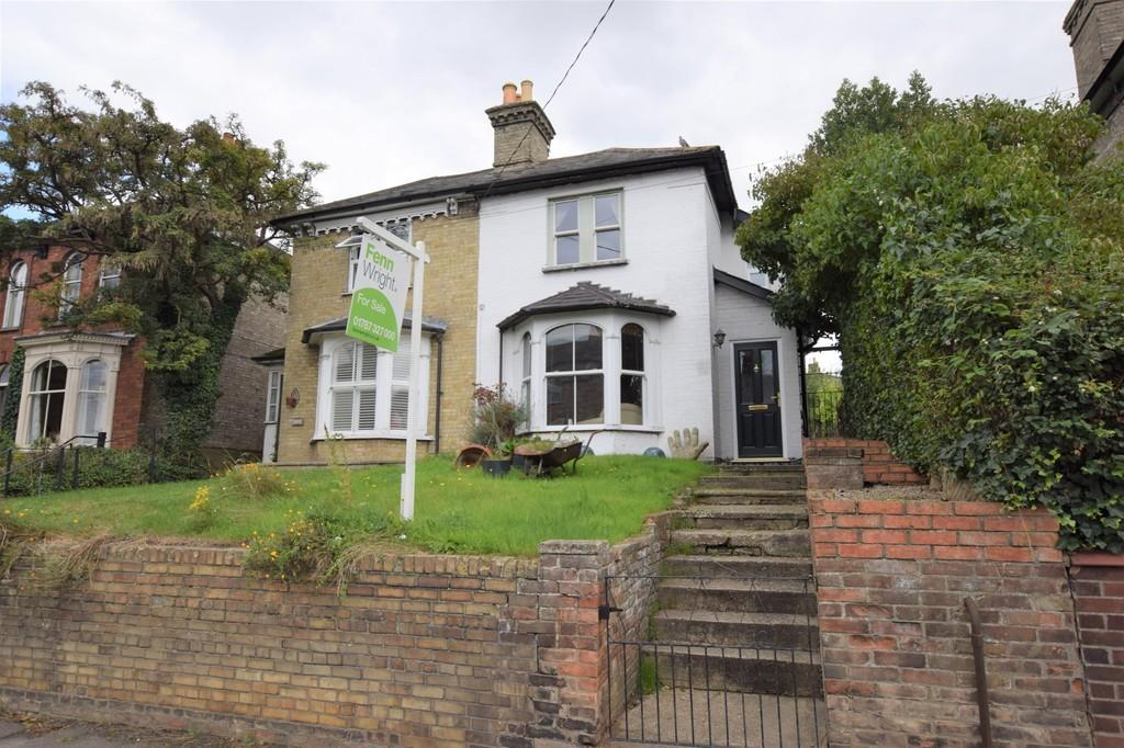 4 Bedrooms Semi Detached House for sale in Melford Road, Sudbury, CO10 1LT