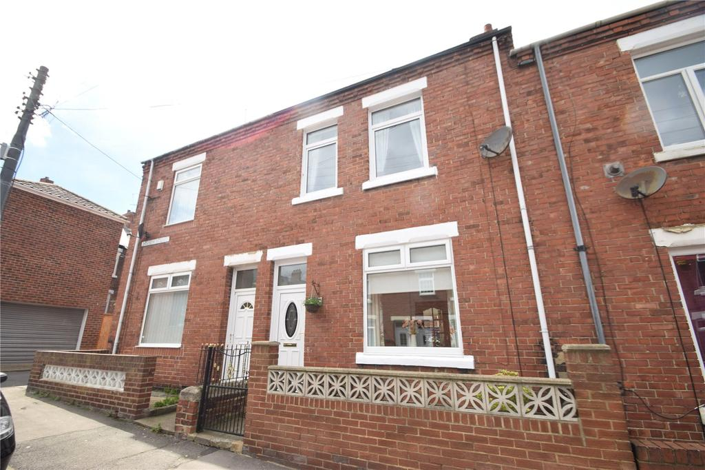 3 Bedrooms Terraced House for sale in Nelson Street, Seaham, Co Durham, SR7
