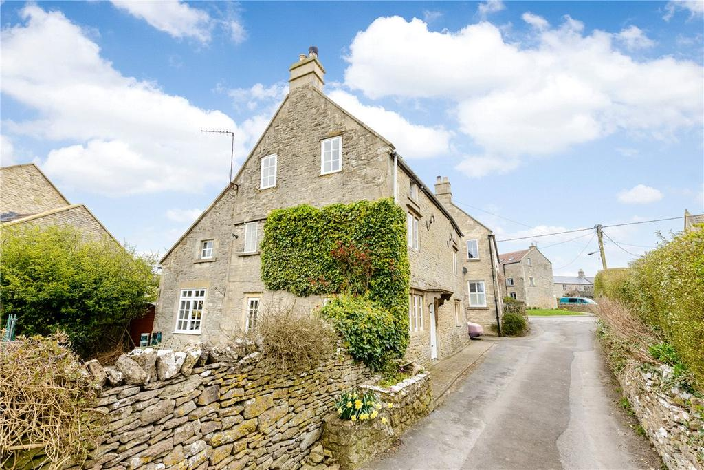 4 Bedrooms Detached House for sale in Washmeres, Colerne, Wiltshire, SN14