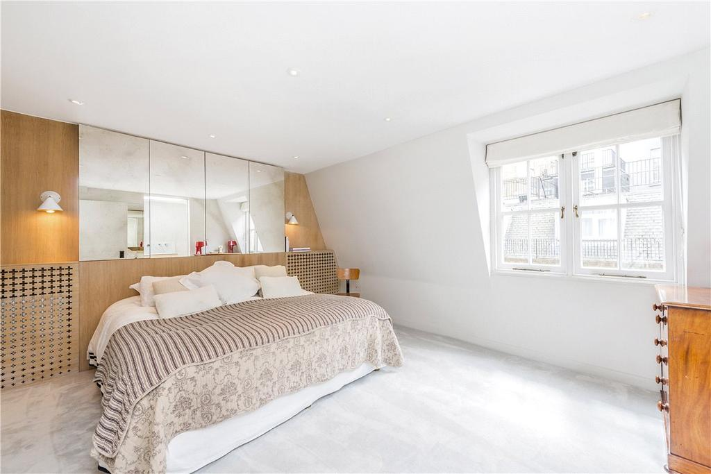 3 Bedrooms Mews House for sale in Leinster Mews, London, W2