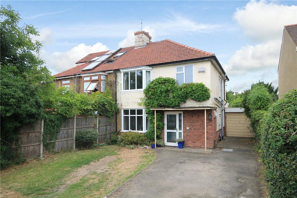 3 Bedrooms Semi Detached House for sale in Milton Road, Cambridge, CB4