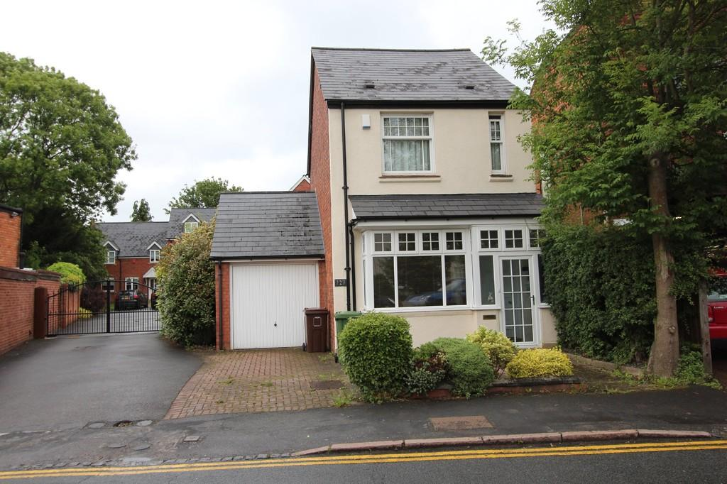 2 Bedrooms Detached House for sale in Lodge Road, Knowle