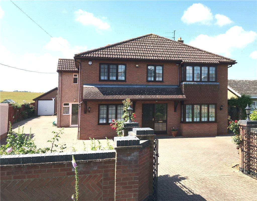5 Bedrooms Detached House for sale in Gipsy Lane, Irchester, Wellingborough, NN29