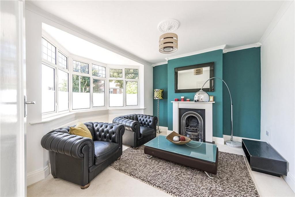 4 Bedrooms Terraced House for sale in Tilehurst Road, London, SW18