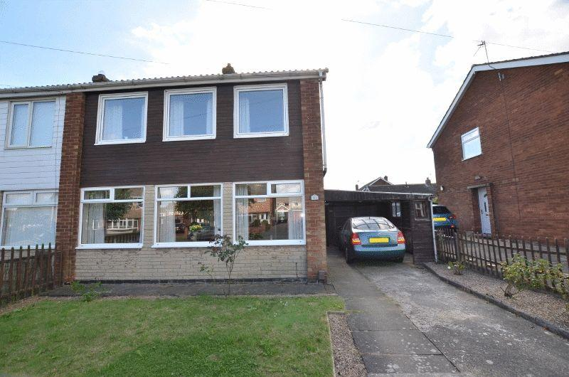 3 Bedrooms Semi Detached House for sale in Eton Drive, Scunthorpe