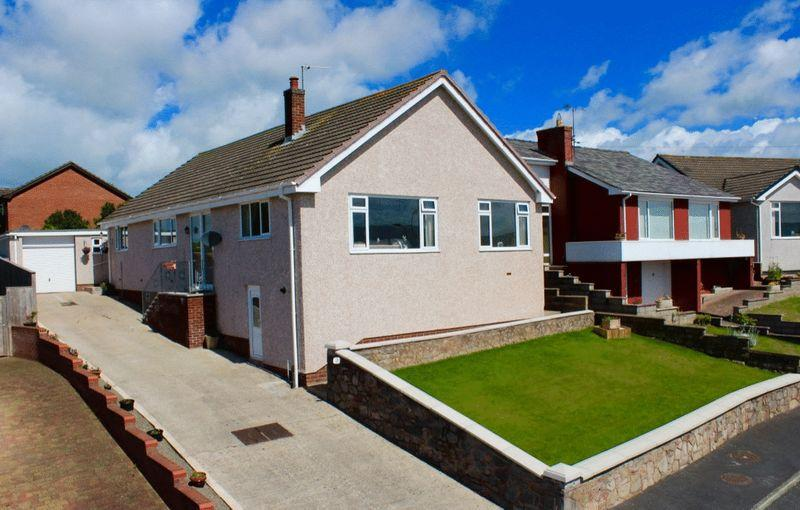 3 Bedrooms Detached Bungalow for sale in Accar Y Forwyn, Denbigh