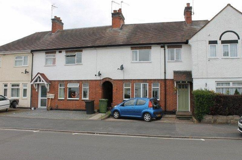 2 Bedrooms Terraced House for sale in Ivanhoe Avenue, Nuneaton